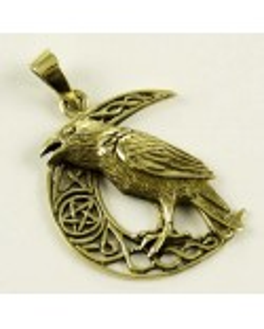 Amulette du Corbeau