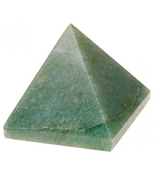 Pyramide Aventurine verte