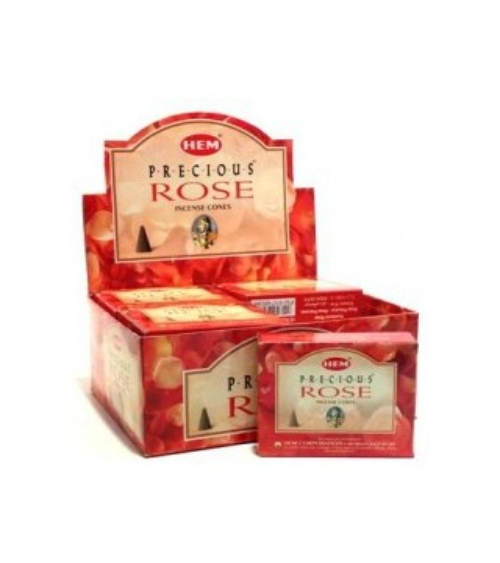 Cônes Rose rouge
