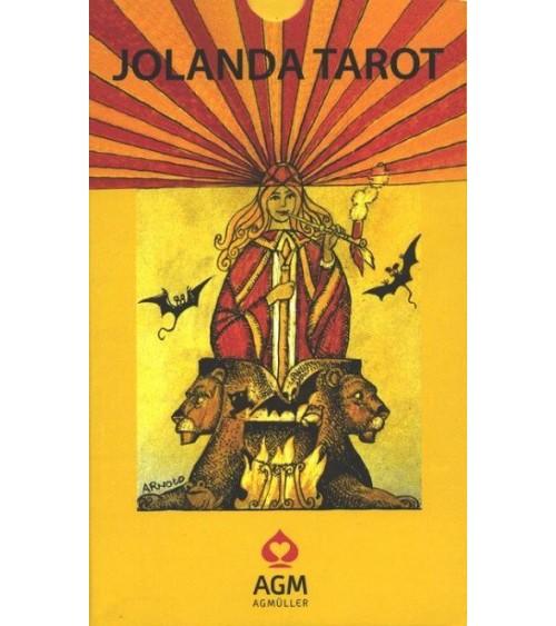Le tarot de Jolanda