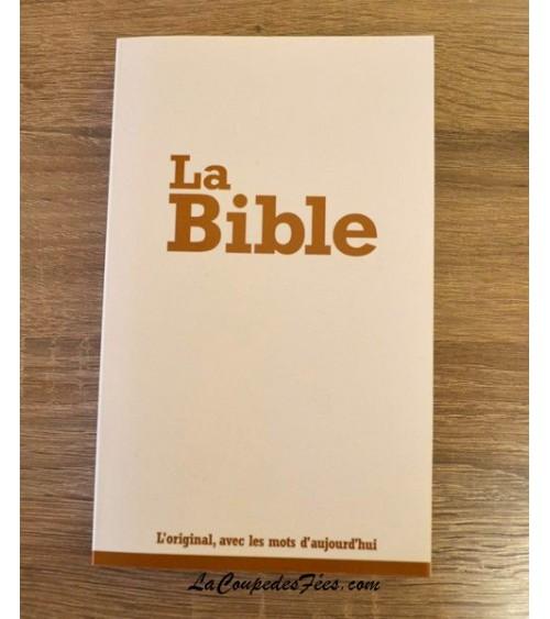 La Bible Couverture Blanche