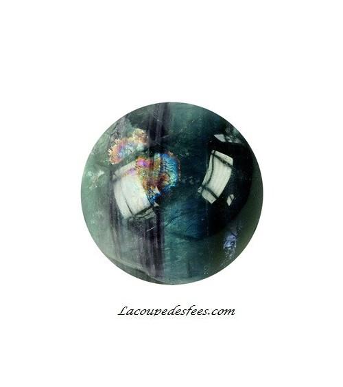 Sphère en Fluorite