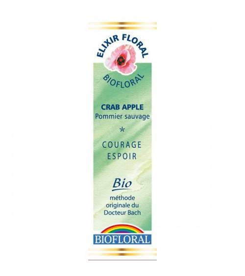 Élixir floral N° 10 - Crab Apple