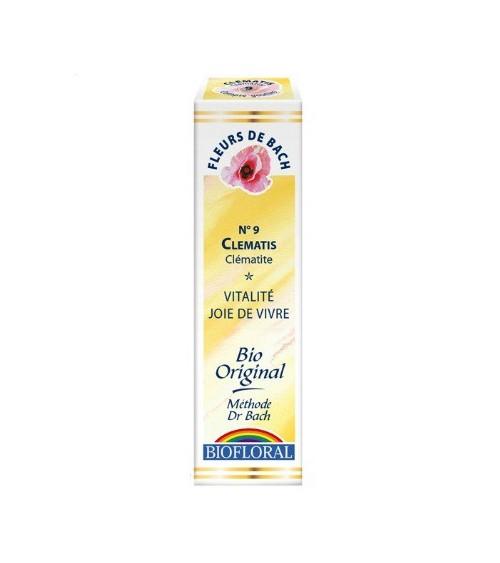 Élixir floral N° 9 - Clématis
