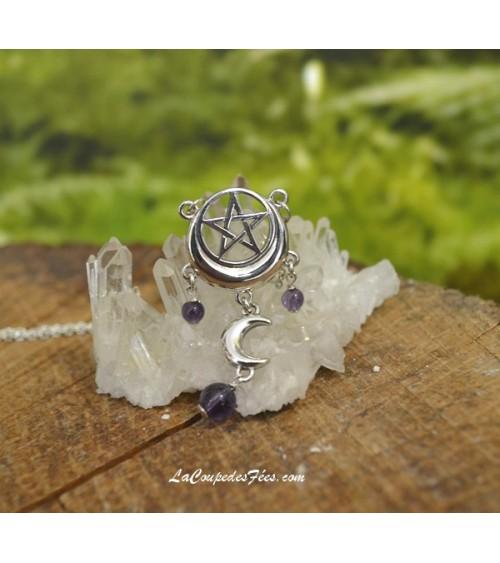 Collier Lune Magique