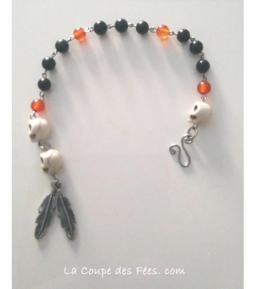 Bracelet Samhain 13 Lunes