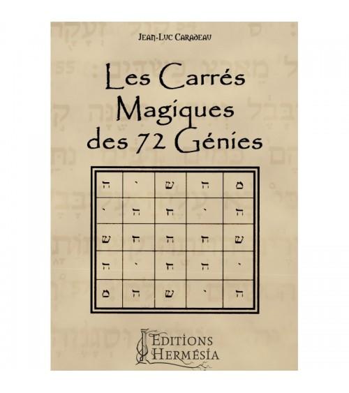 Les Carrés Magiques des 72 Génies