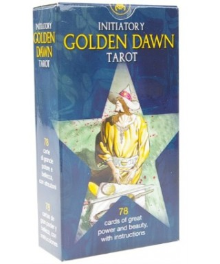 Tarot initiatique de la Golden Dawn