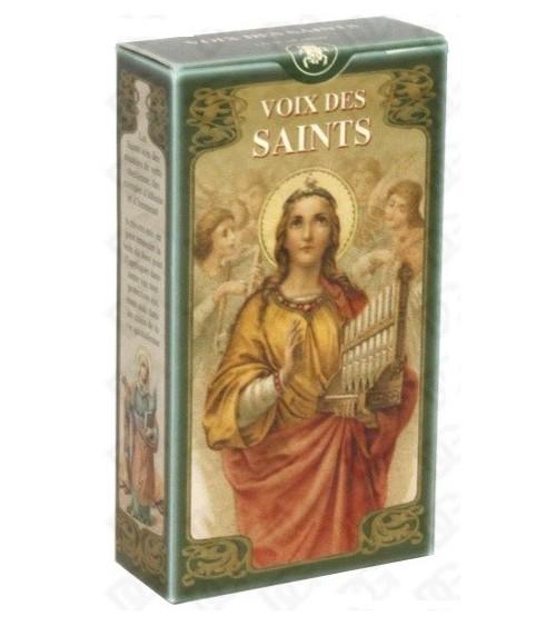 Tarot Voix des Saints