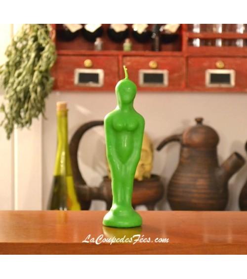 Dagyde femme Verte
