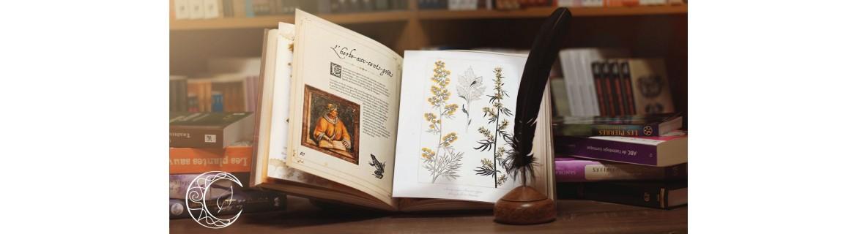 Librairie ésotérique en ligne - Vente de livres la magie blanche, le bien être et la spiritualité