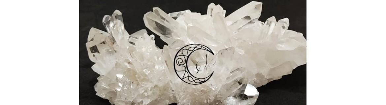 Macle en Cristal de Roche