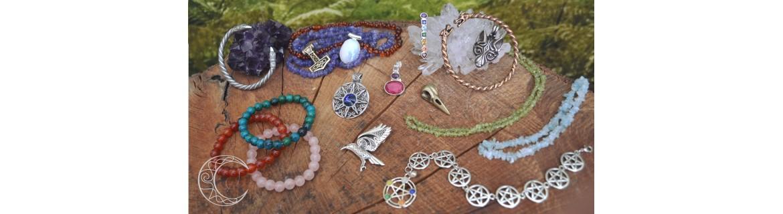 Boutique ésotérique en ligne - Vente de bijoux, amulettes et talismans magique
