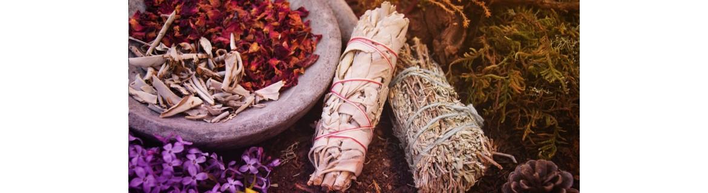 Herbes, Huiles & Encens