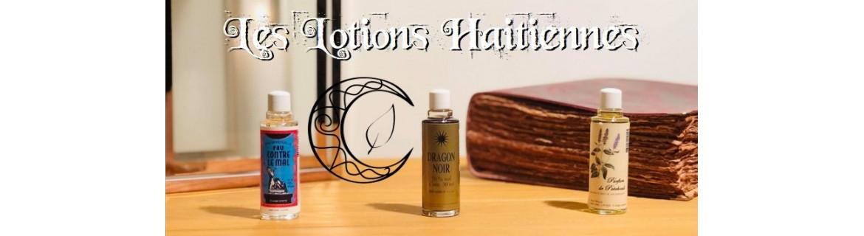 Boutique ésotérique : Parfums Magique Haïtiennes réussite et protection