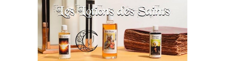 Boutique ésotérique en ligne : Lotions des Saints et parfums magique