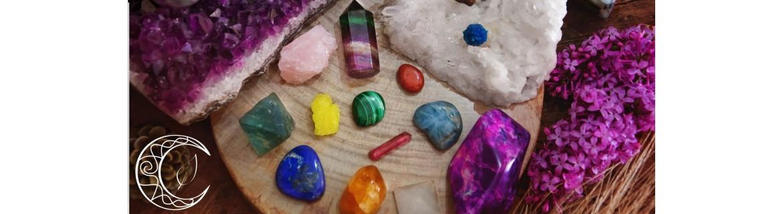 Boutique ésotérique : vente de Pierres, Mineraux et accessoires Lithothérapie